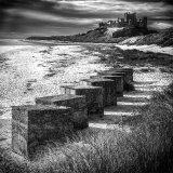 Blocks to Bamburgh Castle