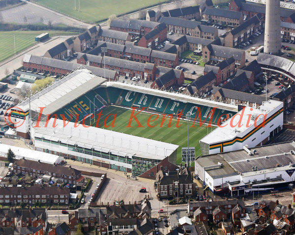 PIC SHOWS:- Franklins Gardens Stadium home of Northampton Saints RFC
