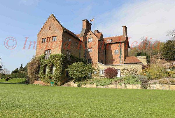 PIC SHOWS:- Chartwell House near Sevenoaks, Kent. Former home of Winston Churchill.