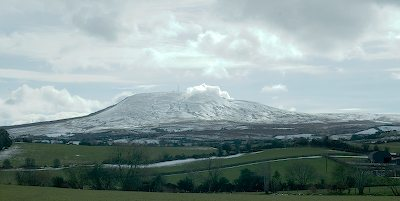 Snow Capped Sperrins