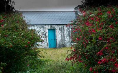 Blue Door Donegal