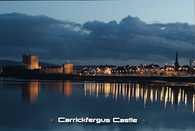 Carrickfergus Castle  6 x 4