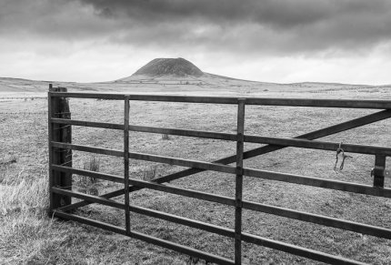 Gateway to Slemish Mountain