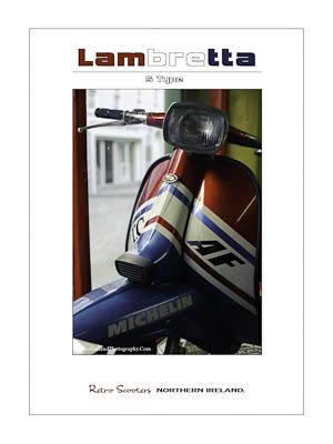 Lambretta S Type