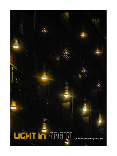 Light in Spain
