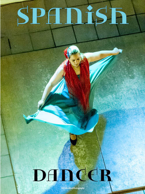 Spanish Dancer 3