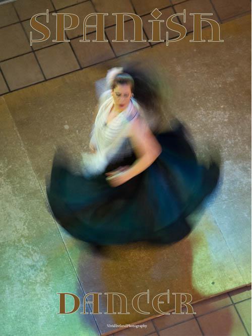 Spanish Dancer 7