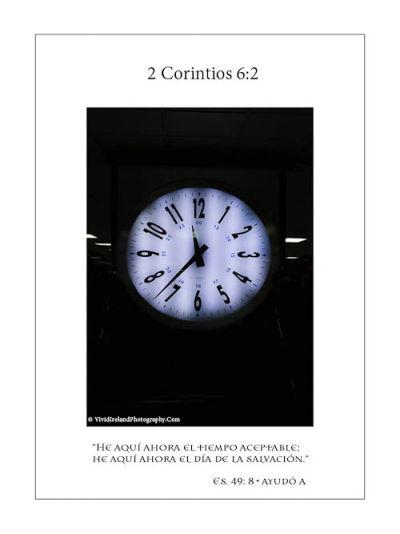 2 Corintios 6:2