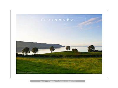 Cushendun Bay