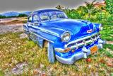 A car in Cuba