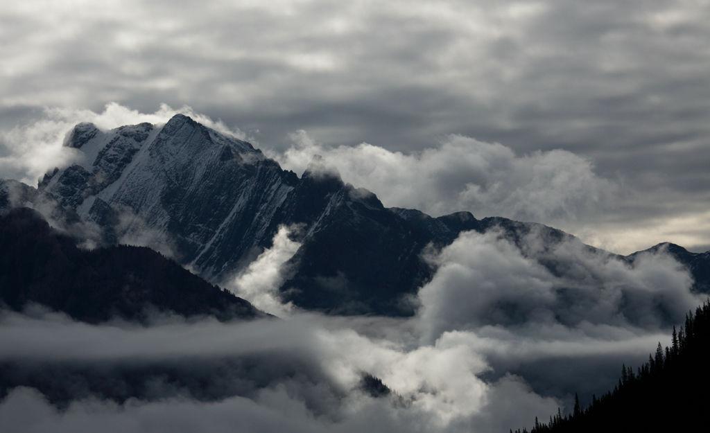 Canadian Rockies (as taken)