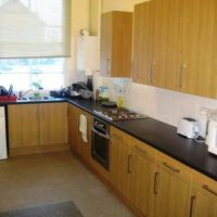 Kitchen in Towles Mill, Loughborough town centre/train station rooms to let to individuals. Great cheap student accommodation.