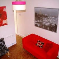 Very modern house with a great stylish interior. Loughborough student accommodation at its best!