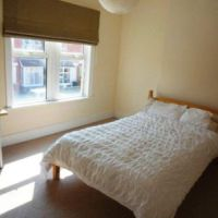 Large double bedroom, Golden triangle Loughborough 4 bed houses.