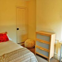 Double bedroom in a Golden triangle 4 bed student house.