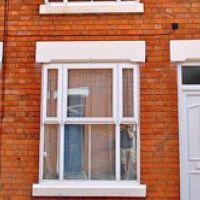 31 Hastings Street, Loughborough student house.