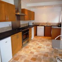 Amazing kitchen with 2 fridges and 2 freezers, 21 Radmoor Road, Loughborough student house in the Golden triangle.