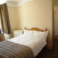 Large double bedroom, 53 William Street 6 bedroom Loughborough student house to rent.