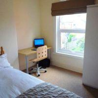 Nice double bedroom, 53 William Street, 6 bedroom Loughborough student house.