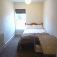 Double bedroom, 53 William Street, 6 bedroom Loughborough student house.
