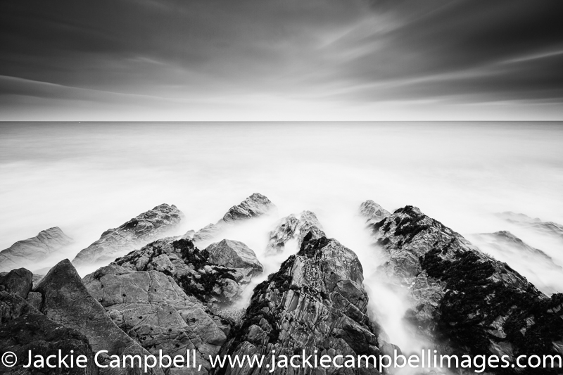 Sea and Rocks-Mono