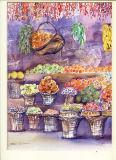 Funchal Fruit Stall