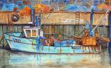 Portsmouth Fishing Boat