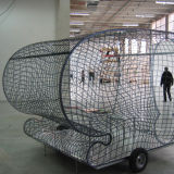 Monologue Patterns (90% post assembled space) 2004