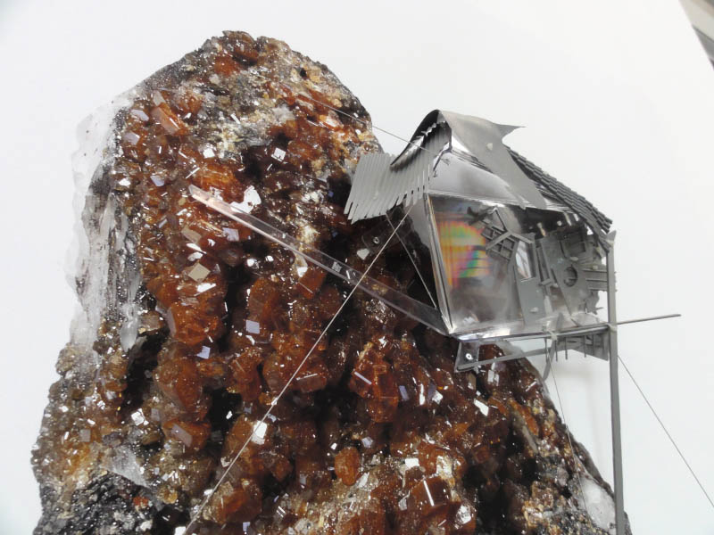 Radiances, (Maroccan vanadite with metabolized reverbs), 2011