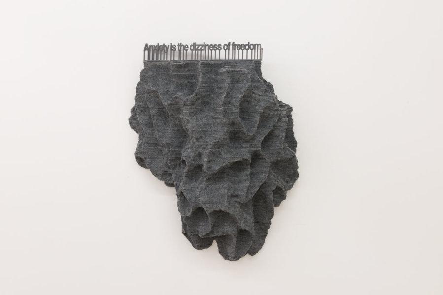 Sentimental seismographies (Søren Kierkegaard), 2015