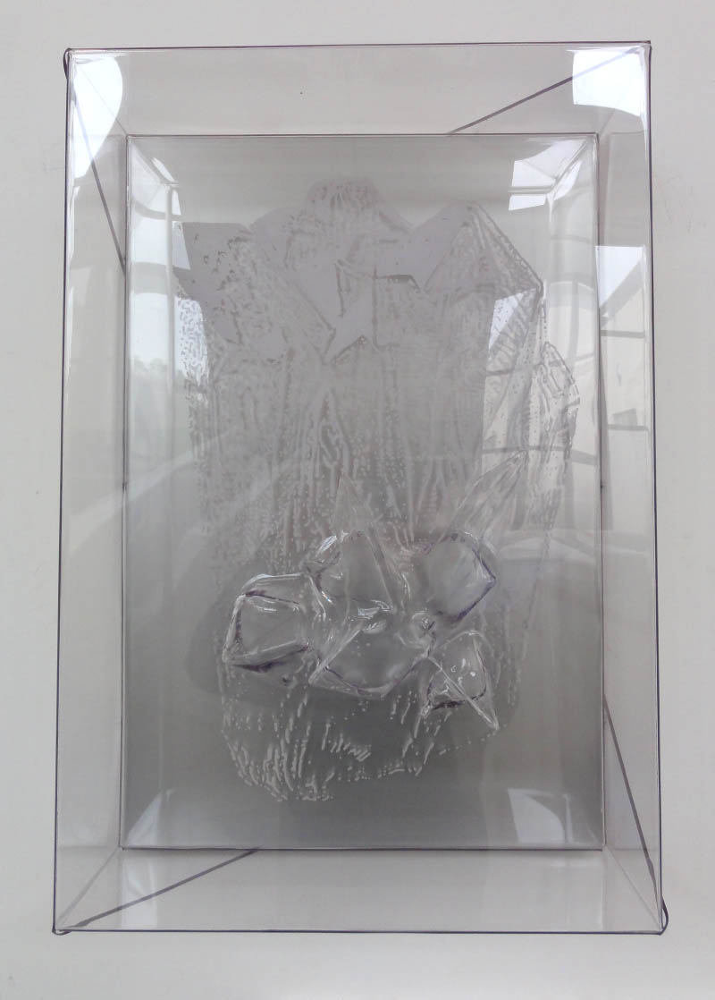 Crystal de-formations III, 2011