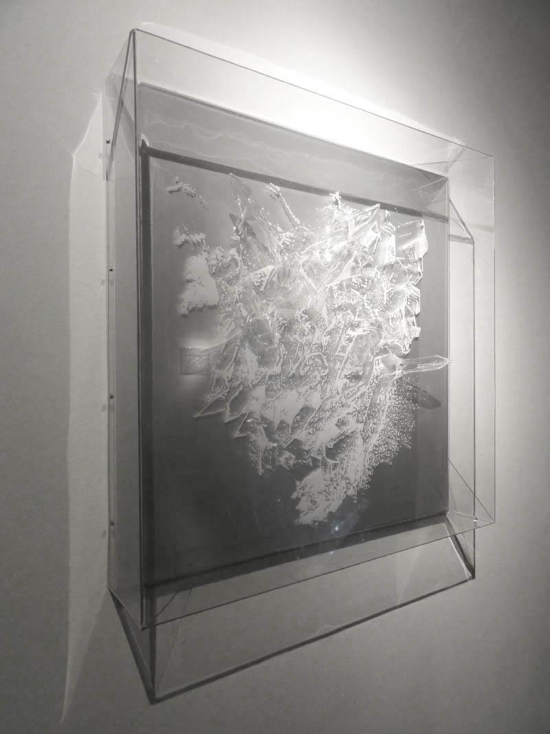 Crystal de-formations I, 2011