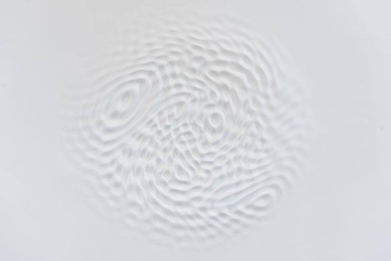 Wallwave vibration (Asynchronous emotion), 2012
