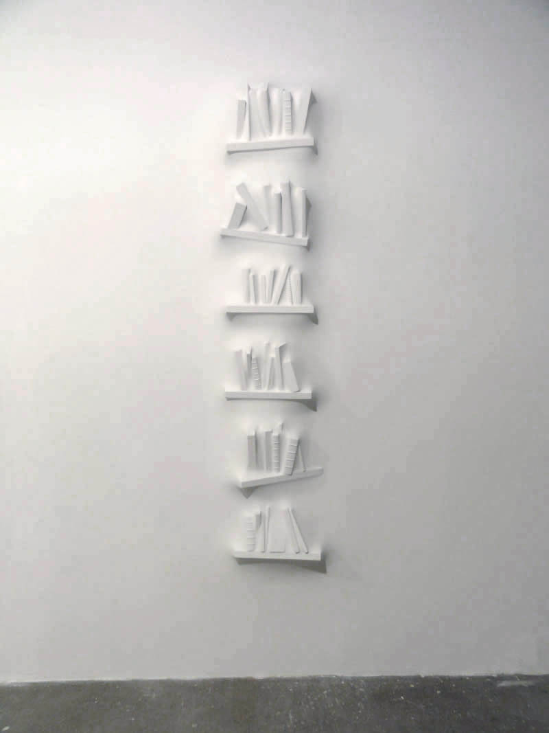Gaps (book III), 2007