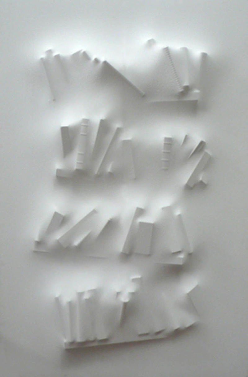 Gaps (books I), 2005