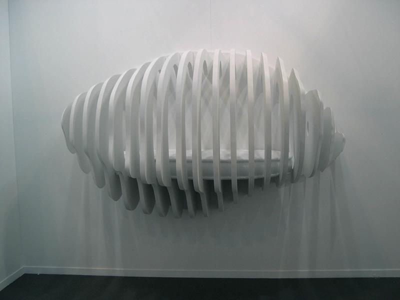 Morphic resonances (somnific flux), 2006