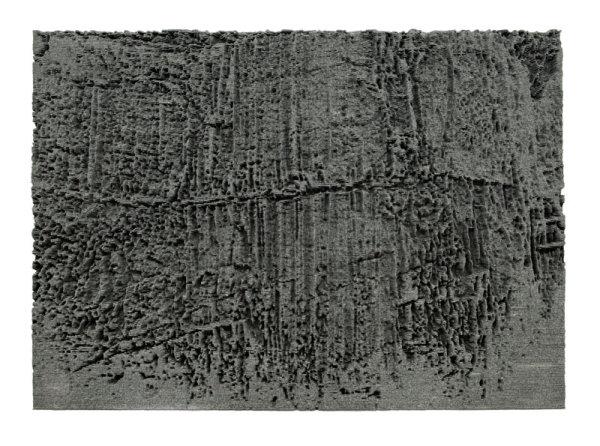 Stratashades (grey), 2014
