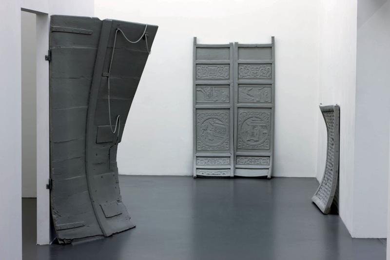 Empty walls-Just Doors, 2009