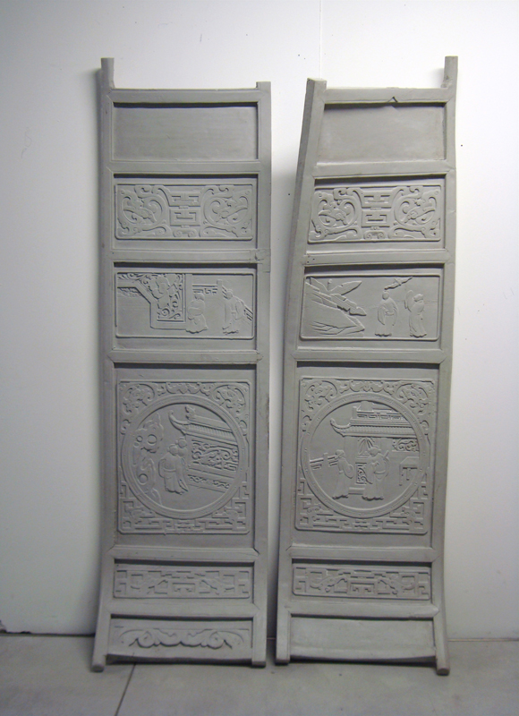 Stage evidence (Chinese relief), 2007