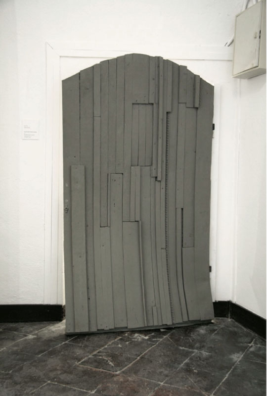 Stage evidence (untitled), 2003