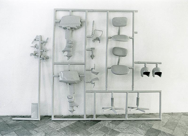 Assembling Kit Box 1998-99
