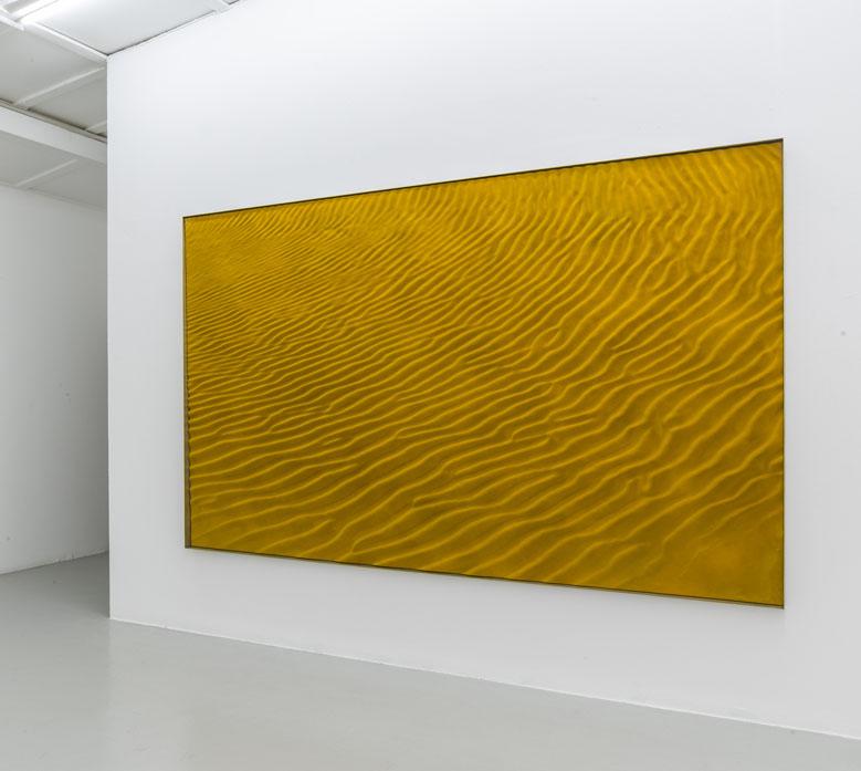 graph reliefs (Sand ripples), 2018,