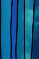 Blue Glass Art