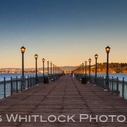 Bay Pier Panorama