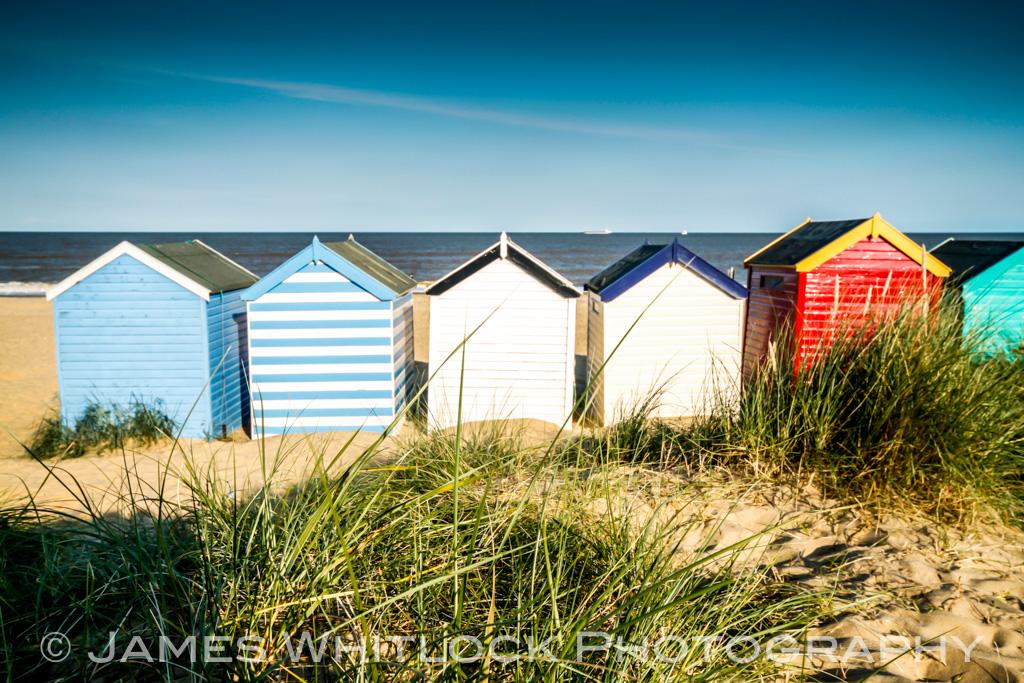 Beach Hut Colours