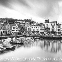 Black Dartmouth Harbour