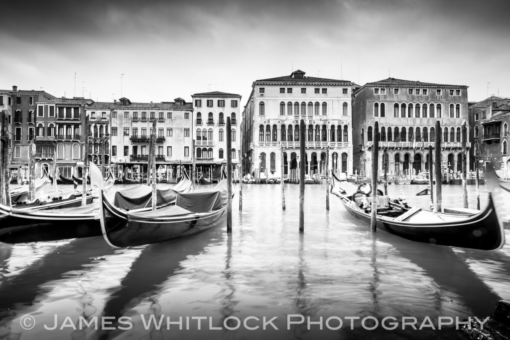 Black Grand Canal