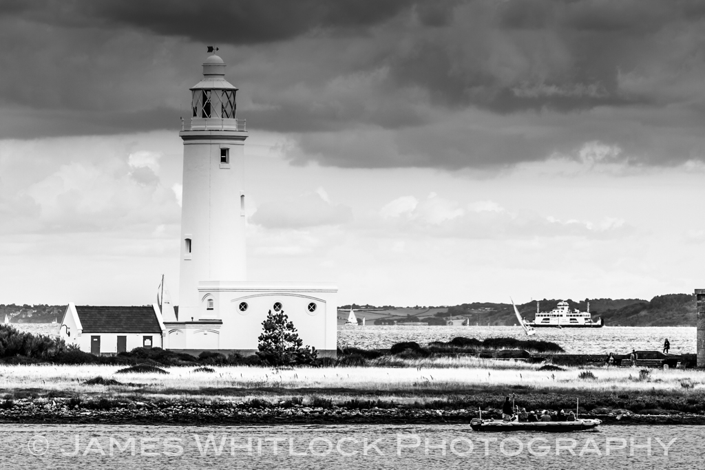 Black Hurst Lighthouse