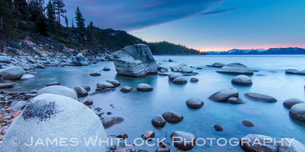 Bonsai Rock Panorama