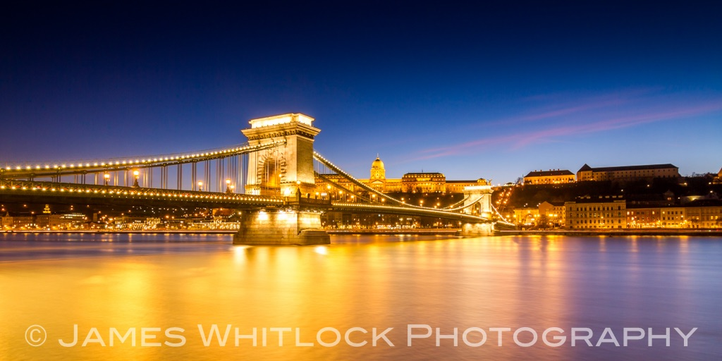 Chain Bridge Panorama